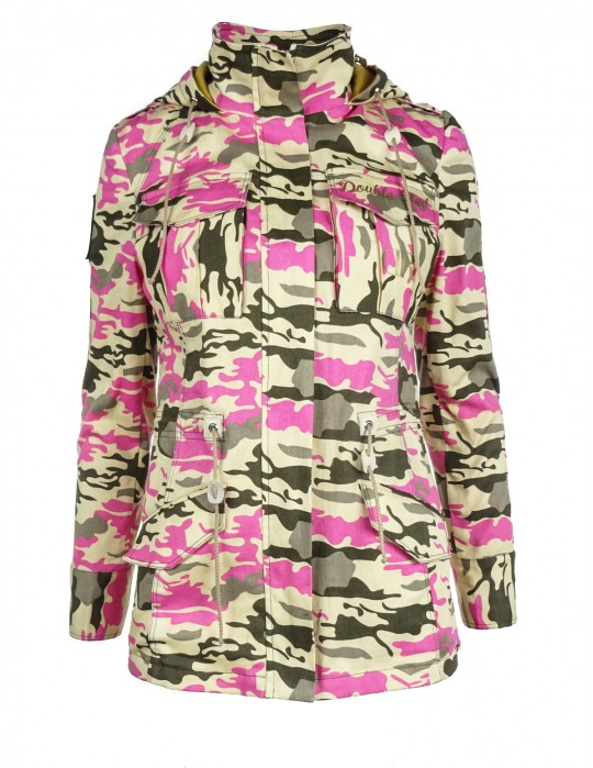 Soft Army Jacket