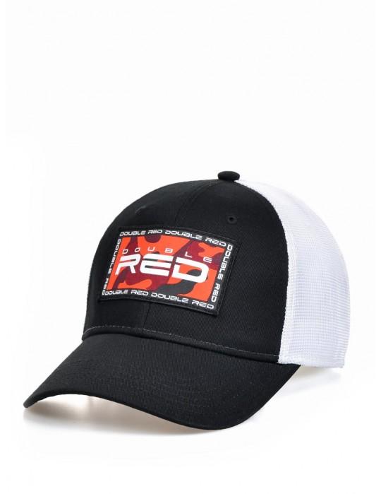 Camo Trademark Collection Cap Black/White
