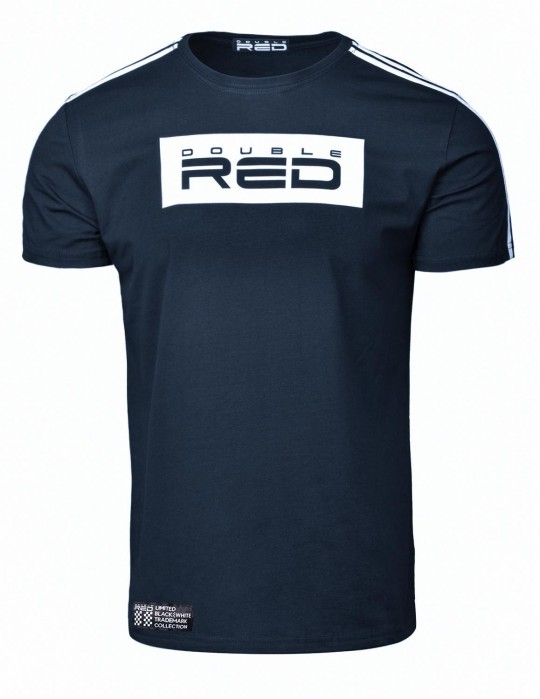 T-Shirt B&W Edition Dark Blue