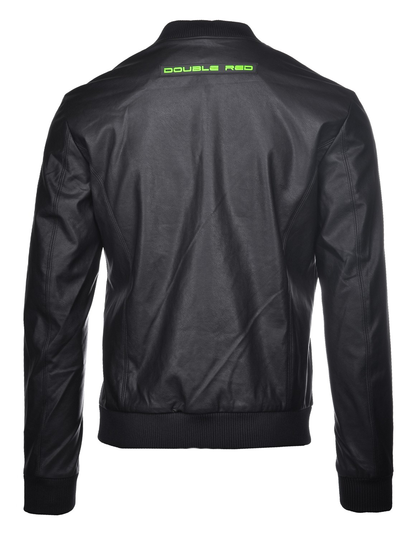 SOPRANO Leather Jacket Black