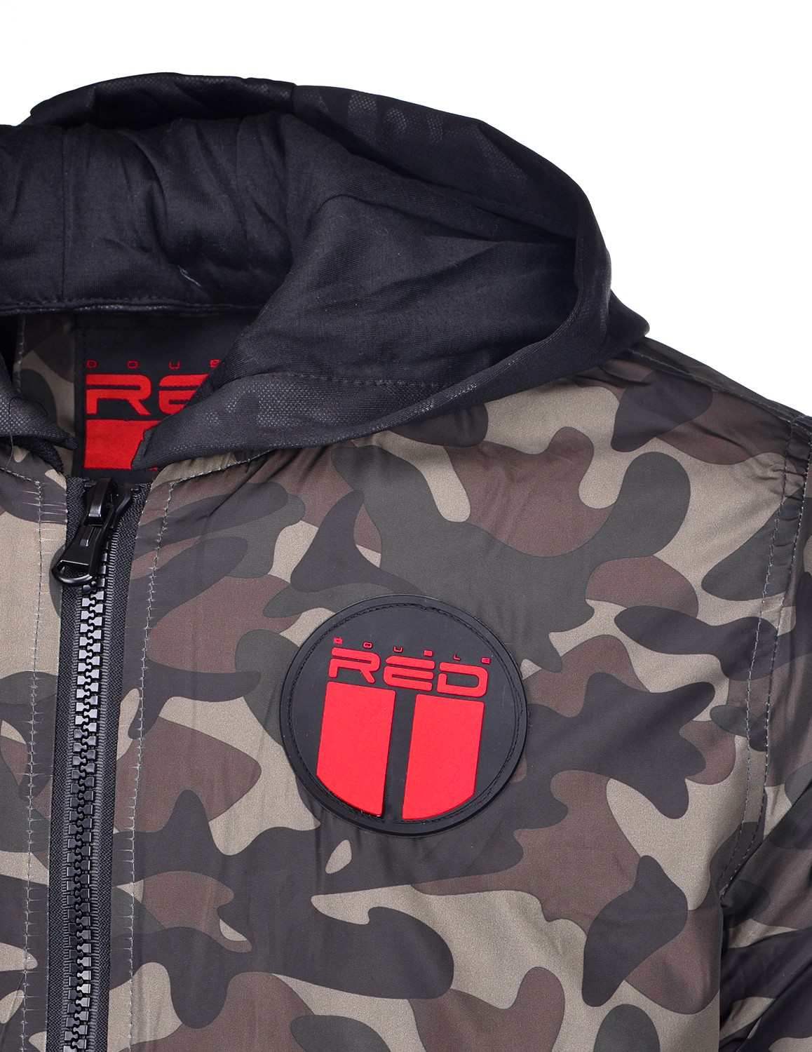 SOLDIER Jacket 3D Logo