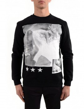 RTW14 SUPERIOR FINE JERSEY 100% COTTON SWEATSHIRT