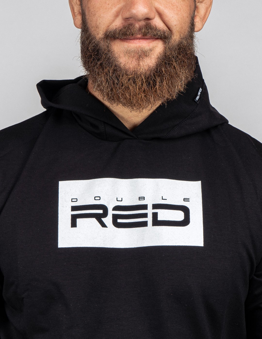 RED Hoodie Black&White Collection