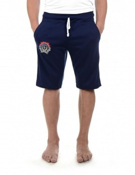 SELEPCENY DARKBLUE SHORT ROYAL FORCE FINE COMFORT 70% COTTON SWEATPANTS