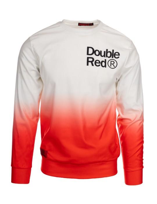 SHADOWS Sweatshirt Red/White
