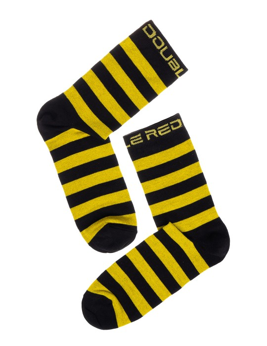 DOUBLE FUN Socks WASP