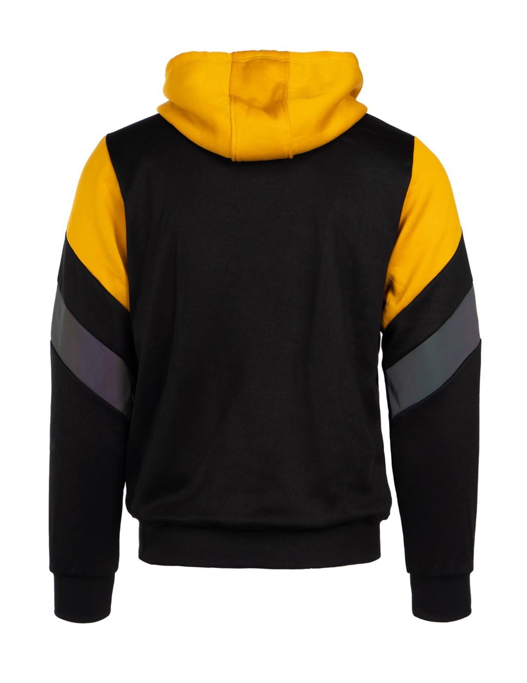 REFLEXERO W Hoodie Neon Orange