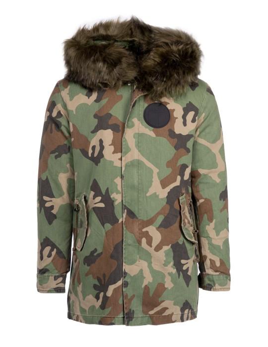 QUANTUM OF SOLDIER Winter Jacket