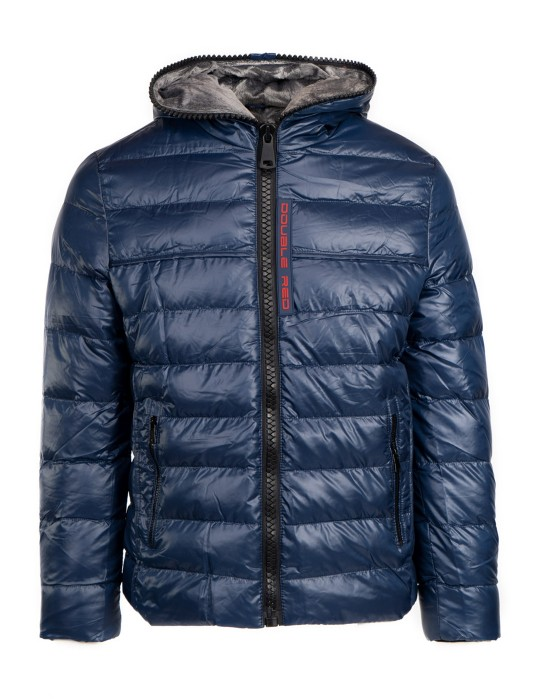THE ZIPPER Winter Jacket Blue