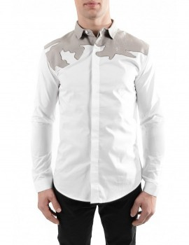 SELEPCENY SUPERIOR PLAIN WAVE 100% COTTON SHIRT