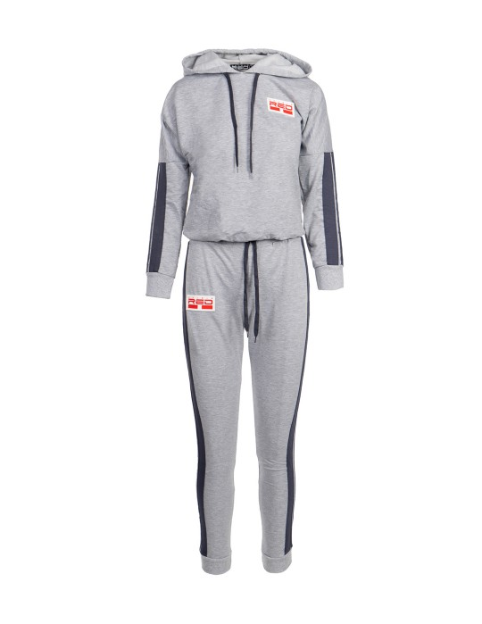 Tracksuit SPORT IS YOUR GANG Grey
