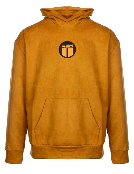 VELVET Sweatshirt Yellow