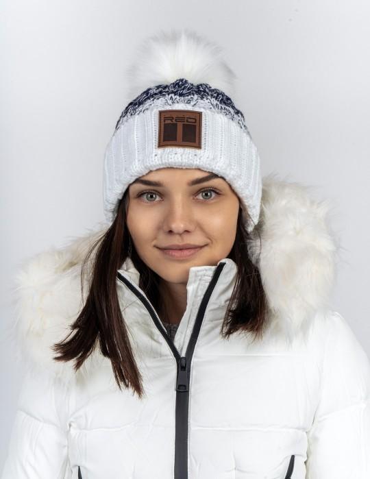 ZERMATT Winter Cap White