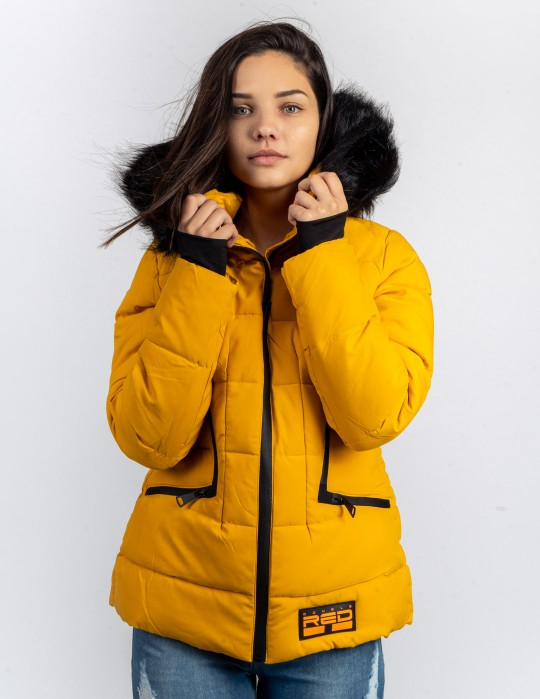 AVALANCHE Jacket Yellow