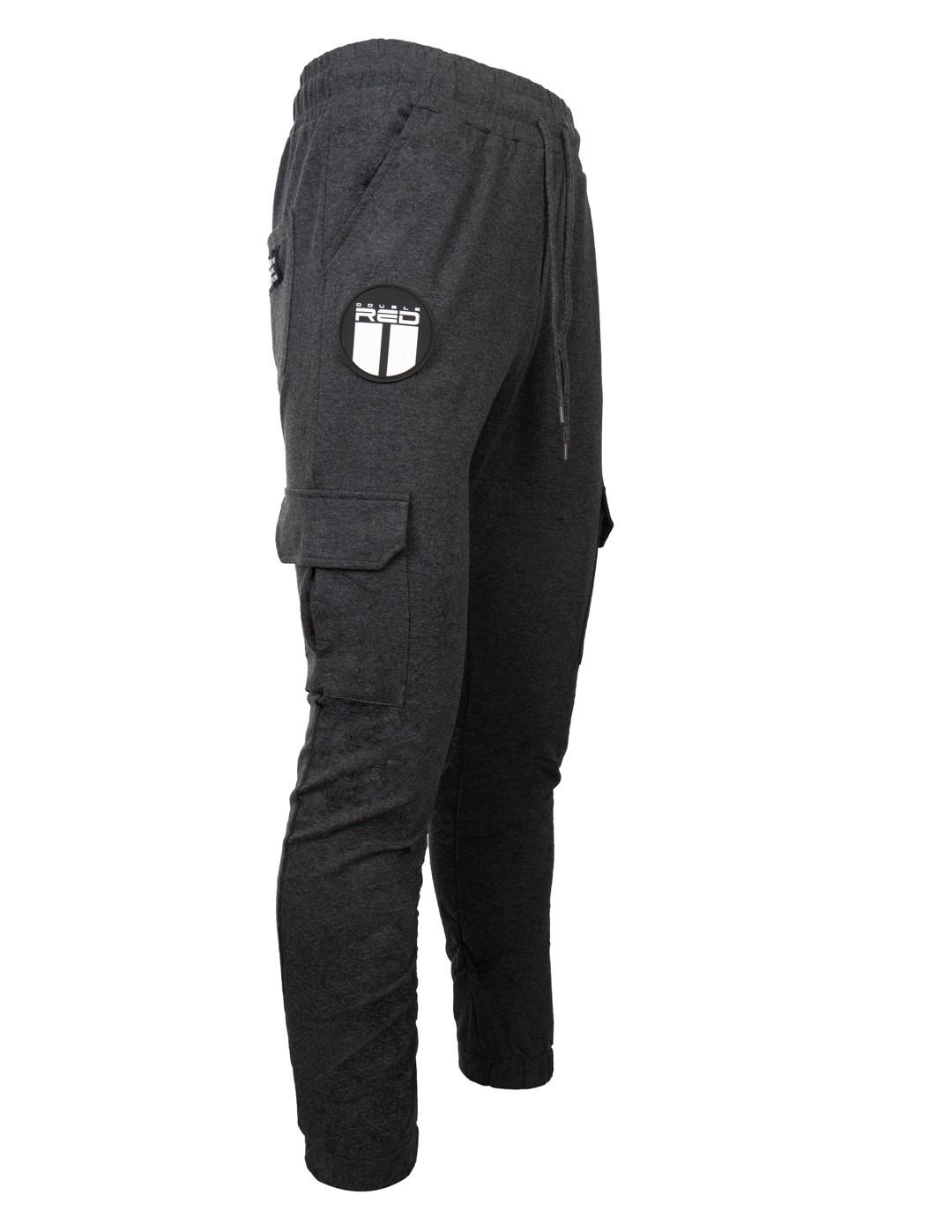 Sweatpants ARMADEN Side Pocket Limited BW Edition