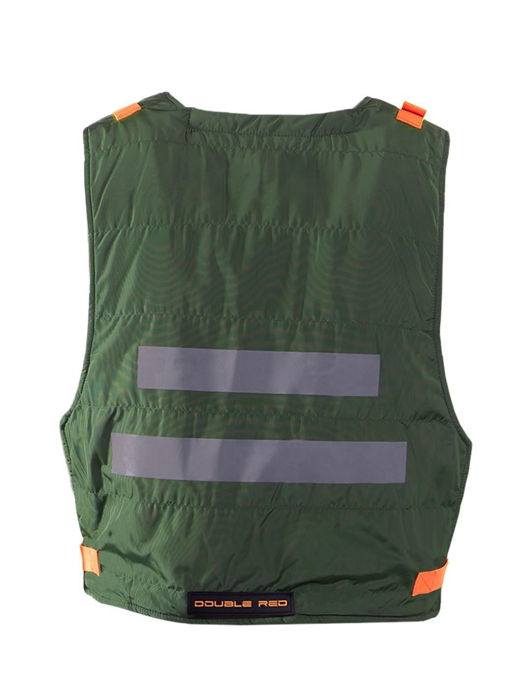 CHIMERA REFLECTO Vest Green