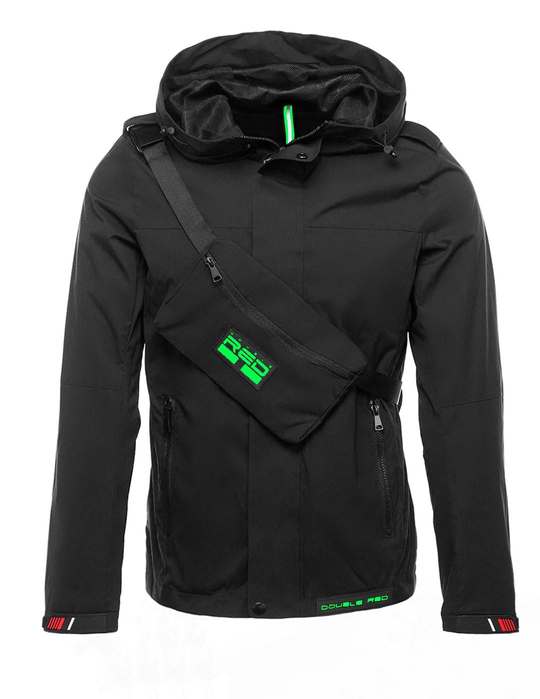 REDBAG Jacket Quattrocolori Edition Black