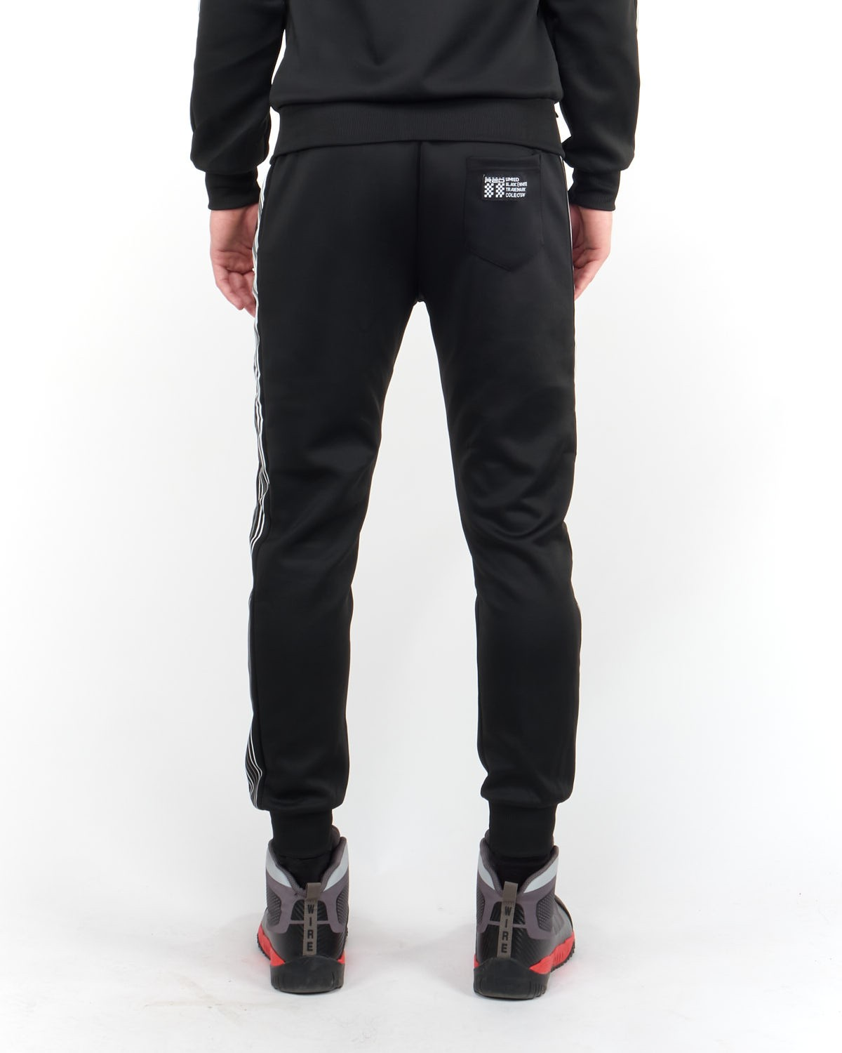 REFLEXERO SPORT IS YOUR GANG Tracksuit BW Edition