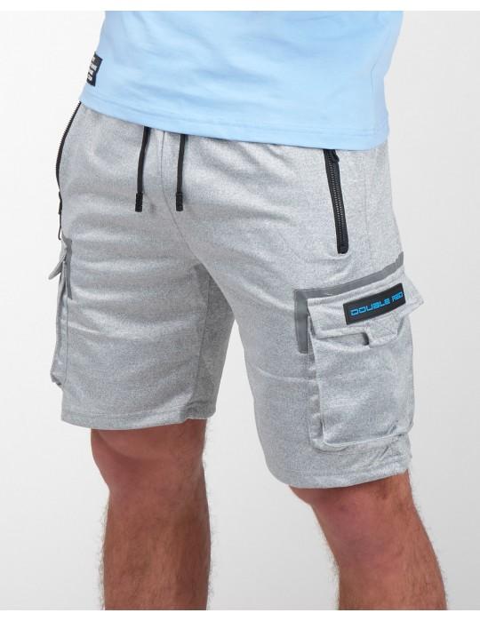 REFLEXERO Shorts Silver