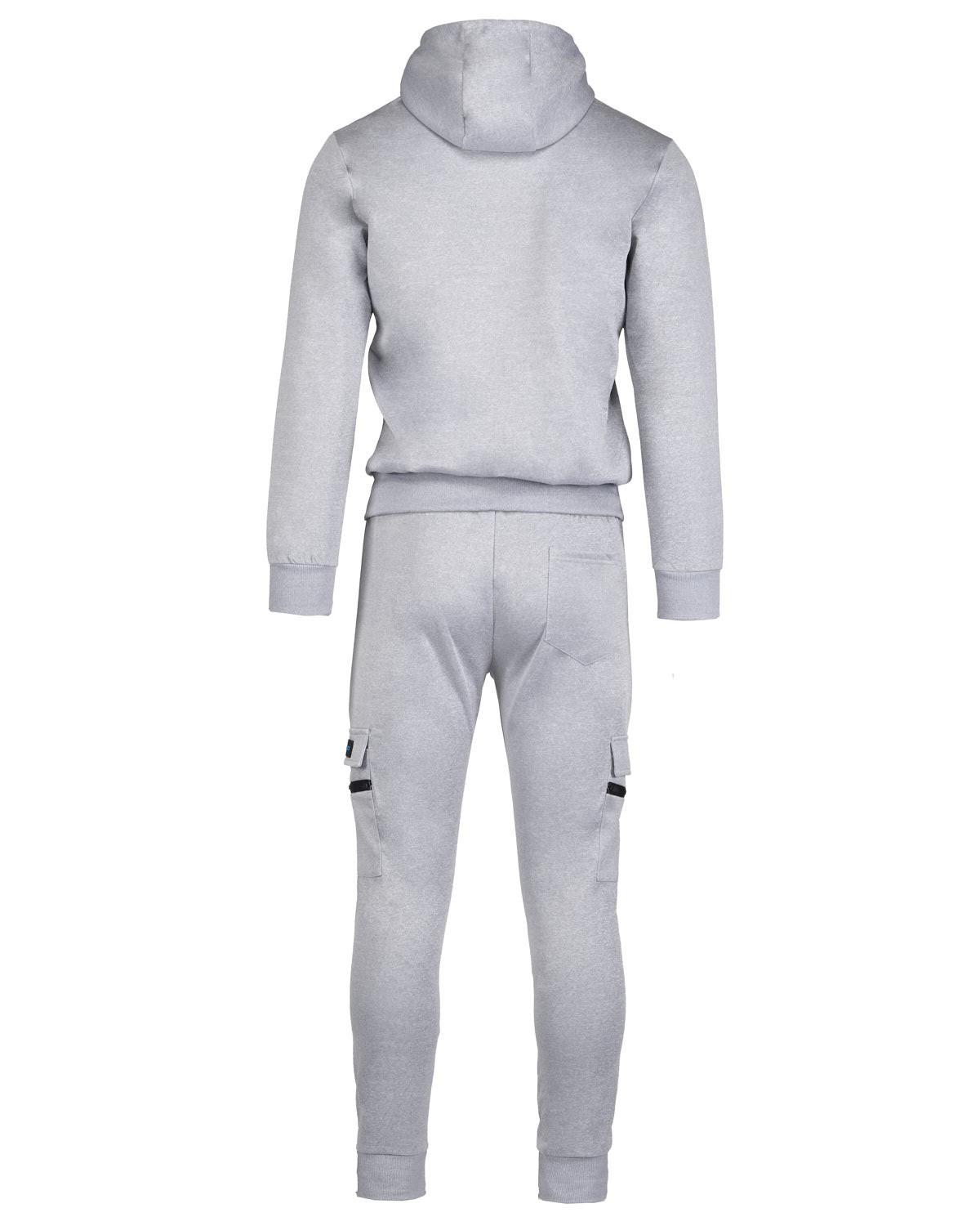 PUNISHER Tracksuit Silver