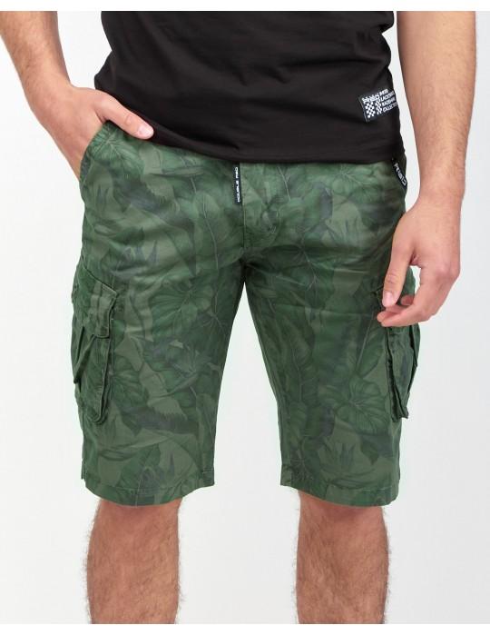 SAN TROPE Shorts Green