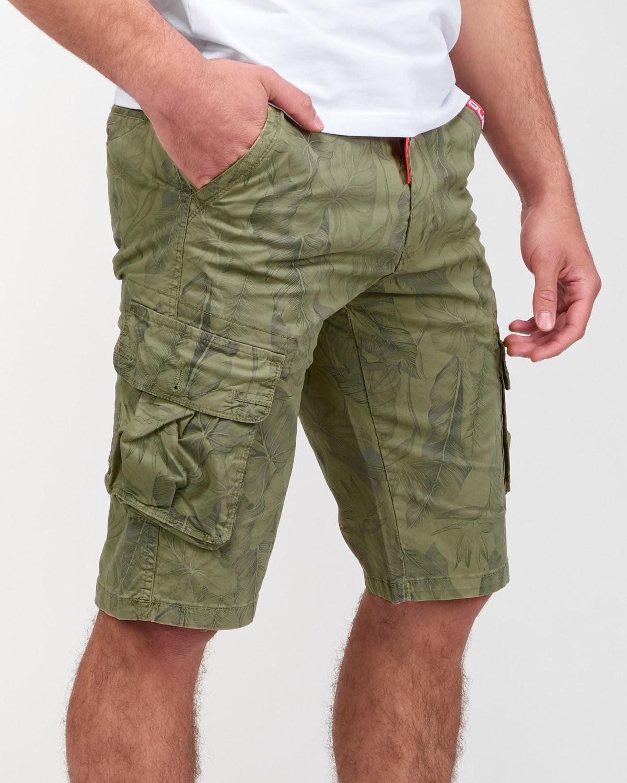 SAN TROPE Shorts Brown