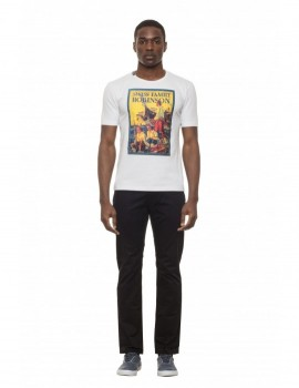 SELEPCENY ROBINSON SUPER-SOFT COTTON T-SHIRT