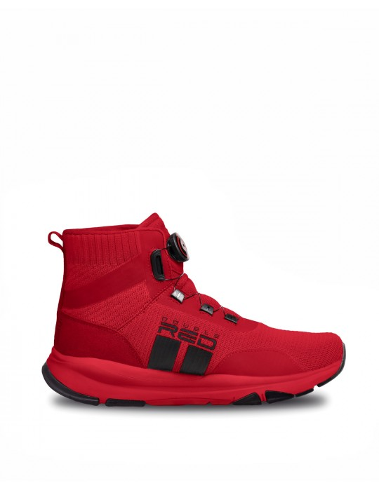 WIRE™ Ninja Red Boots