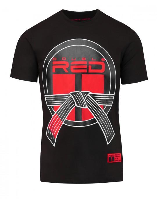 JIU JITSU Black Belt T-shirt Black