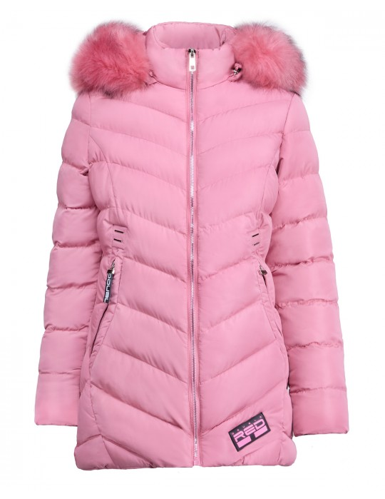 MÉRIBEL Winter Jacket Pink