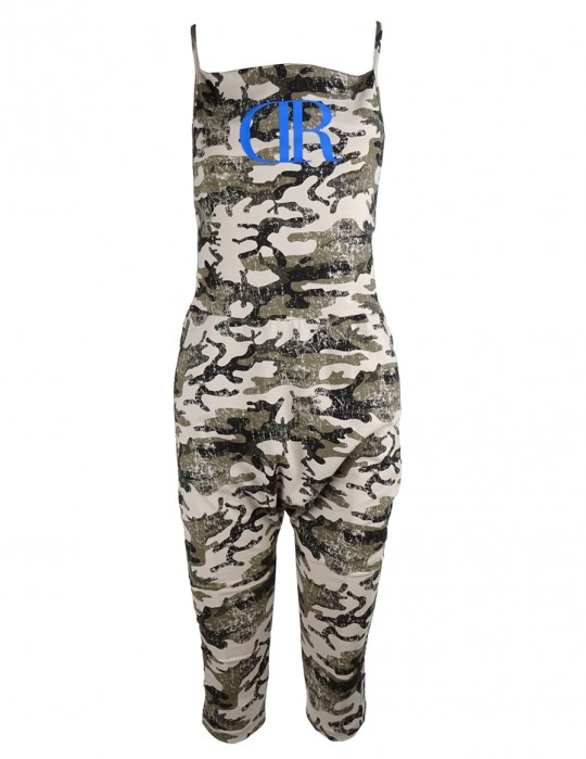 Limited Jumpsuit Sandy Camo