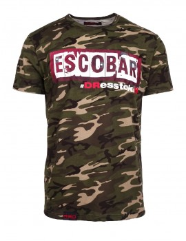 T-shirt Escobar Mafia Edition