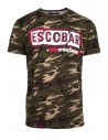 DR Mafia Edition T-shirt Escobar Green
