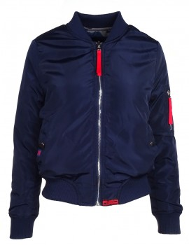Limited DR W Flight Jacket Dark Blue