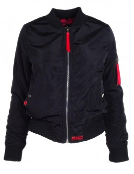 Limited DR W Flight Jacket Black