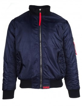 Limited DR M Flight Jacket BlueDressCode