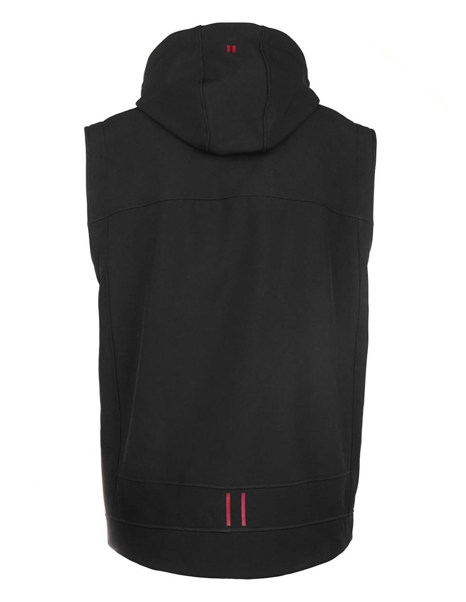 bb64e7800 Pánska softshellová vesta; Pánska softshellová vesta ...