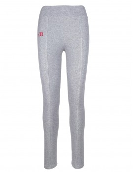 DR W Seamed Leggins Grey