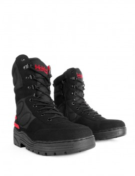 Boots Original Black Red Desert