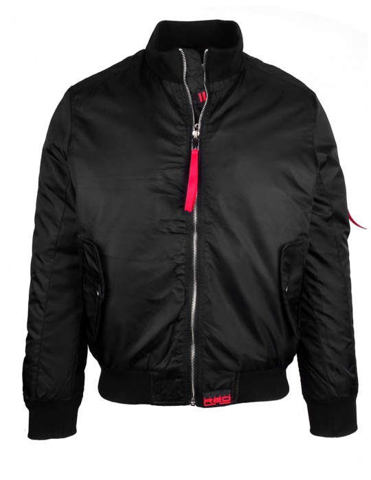 Limited DR M Flight Jacket BlackDressCode