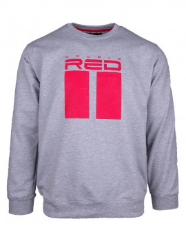 DR M All Logo Sweatshirt Grey