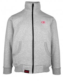 DR M Black Money Style Sweatshirt Grey