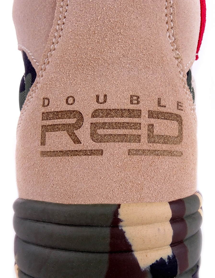 Topánky Original Camo Red Desert