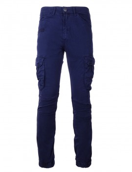 Limited DR M Street Hero Pants Blue