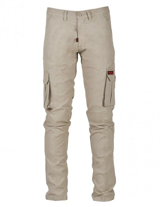 DR M Classic Cargo Jeans Beige
