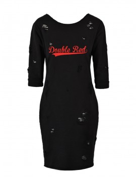 Limited Street Dress Black