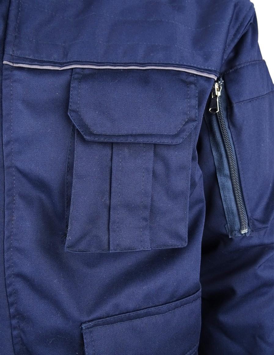 Nepremokavá prešívaná bunda