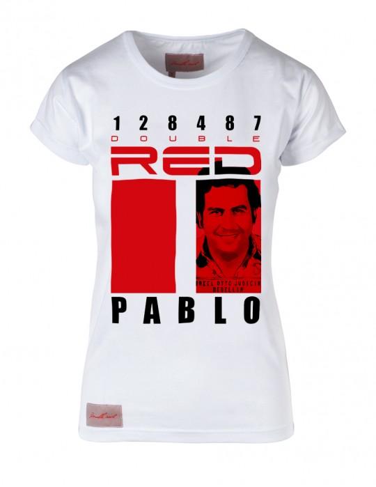e5c67c08bbc6 Šedé tričko Limited edition - Double Red