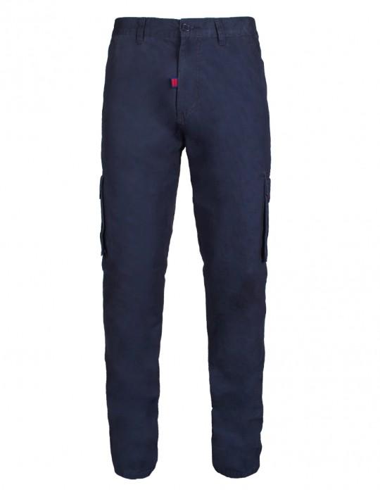 Cargo Pants Blue