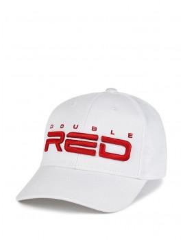 DOUBLE RED Airtech Mesh Cap White